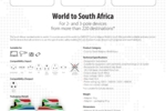 World to South Africa_E