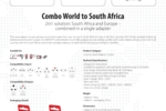 Combo World to South Africa_E