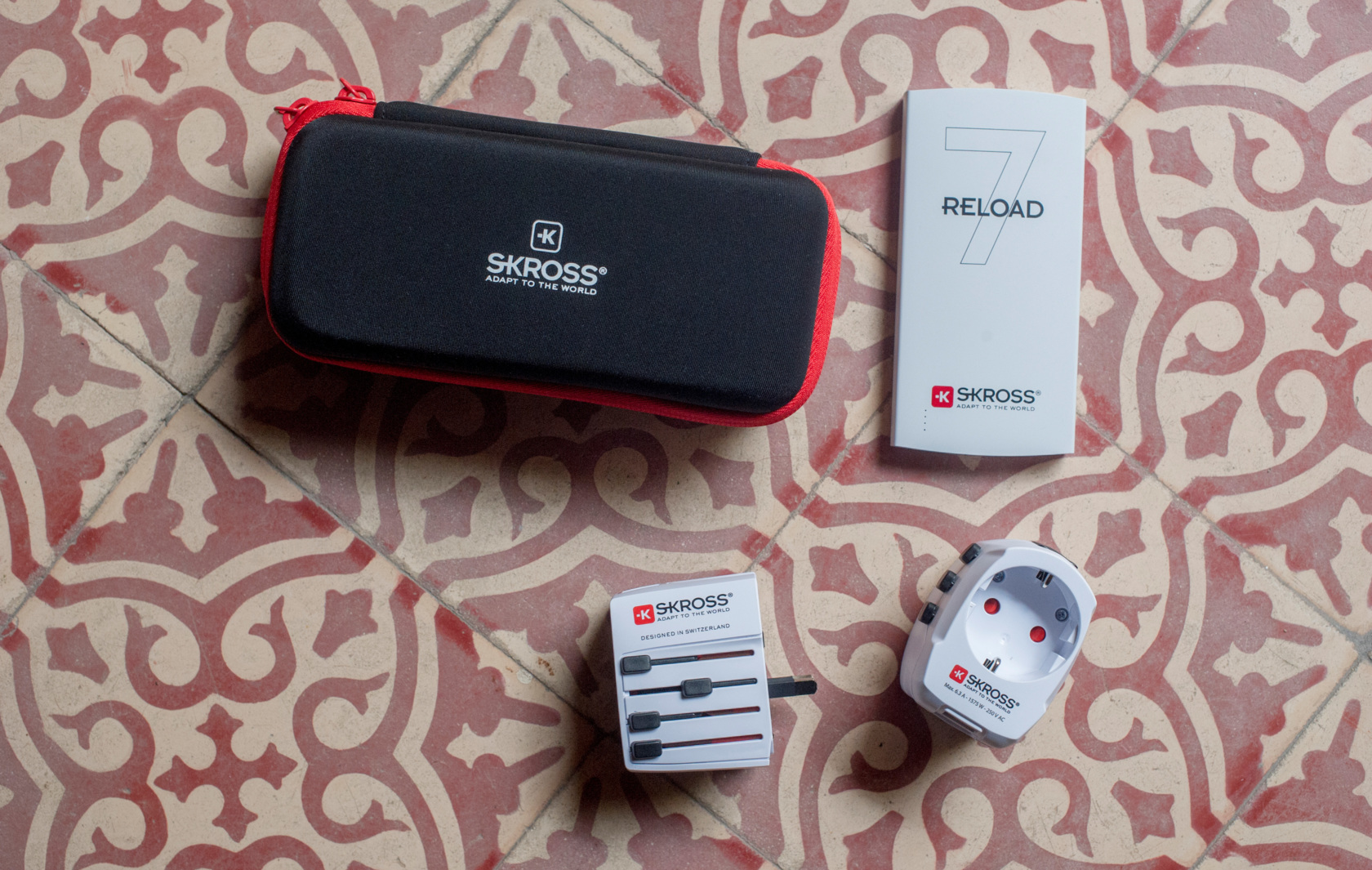 Power Case, MUV USB, RELOAD 7, PRO Light USB
