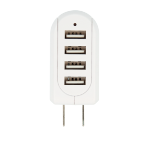 US USB Charger - 4-Port