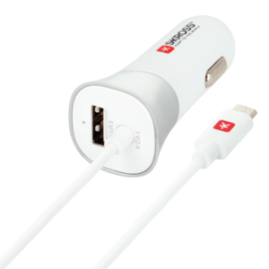 USB Car Charger & Micro USB