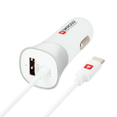 USB Car Charger & Type-C