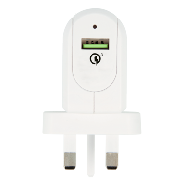 UK USB Charger - Type-C